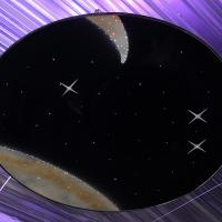 Подвесной модуль «Сказочная галактика»
